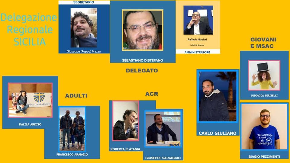 Delegazione Sicilia 2021